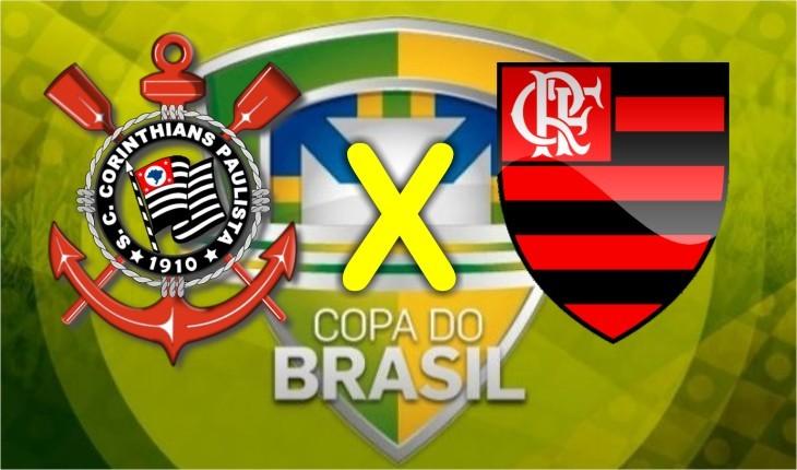 Jogo Corinthians X Flamengo Ao Vivo Pela Copa Do Brasil
