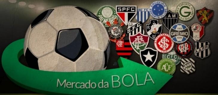 b2b7fef2eb Mercado da bola  veja as negociações do Palmeiras para 2019.