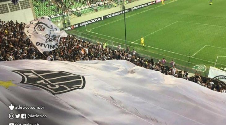 Brasileirão Série A  saiba como assistir Atlético-MG x Palmeiras ao ... b11d168c87356